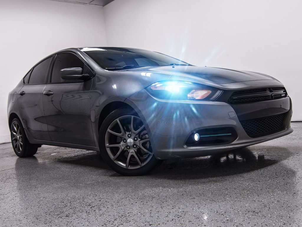 pre-owned 2013 dodge dart sxt/rallye 4d sedan in scottsdale