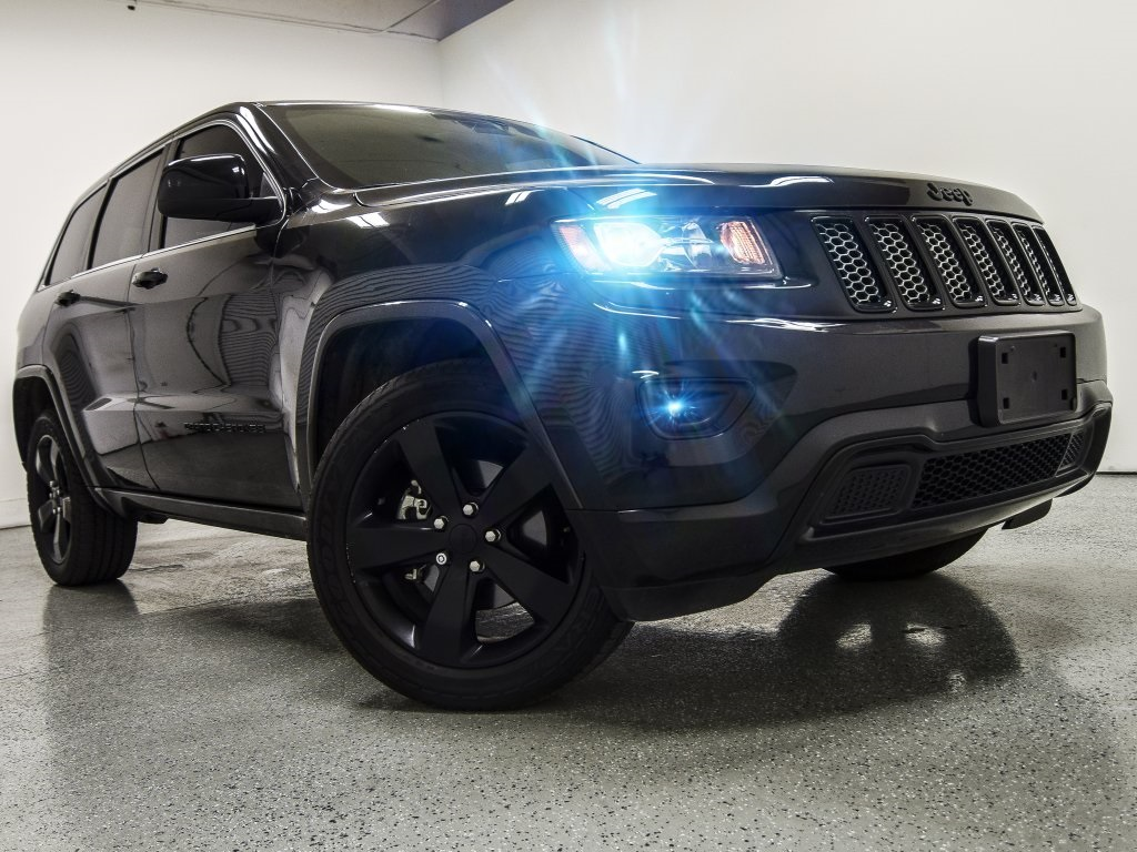 pre-owned 2015 jeep grand cherokee altitude 4d sport utility in