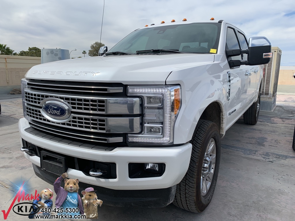 Pre-Owned 2018 Ford F-350SD