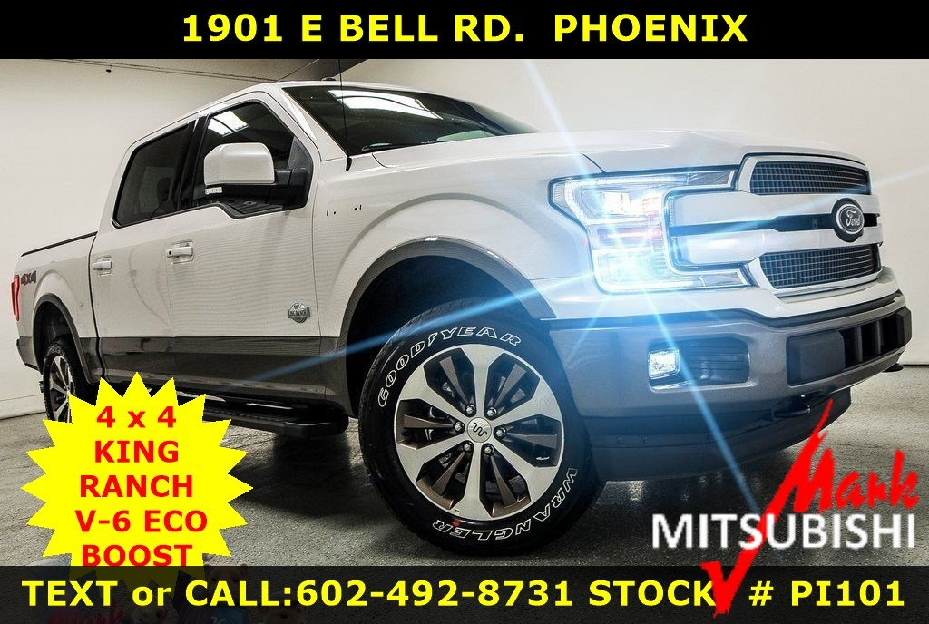 Pre-Owned 2019 Ford F-150 King Ranch 4X4
