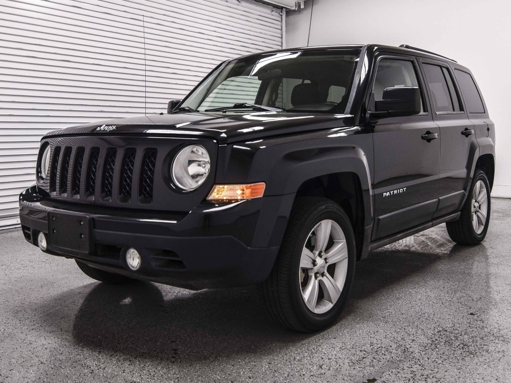 pre-owned 2011 jeep patriot latitude x 4d sport utility in