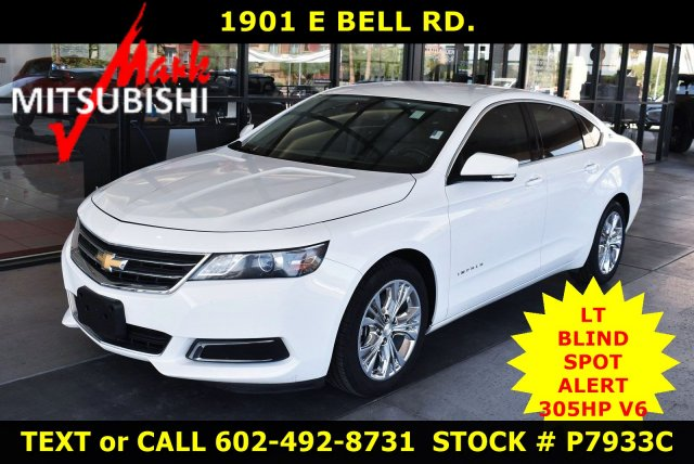 Pre-Owned 2014 Chevrolet Impala LT FWD 4dr Car