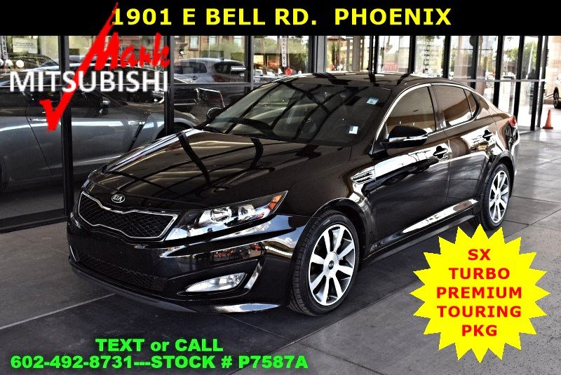 Pre Owned 2013 Kia Optima SX TOURING U0026 TECK PKGu0027S