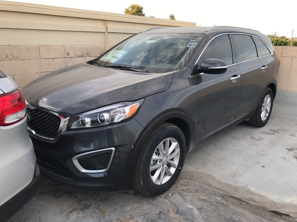 new 2018 kia sorento lx sport utility in scottsdale k16299 mark kia. Black Bedroom Furniture Sets. Home Design Ideas