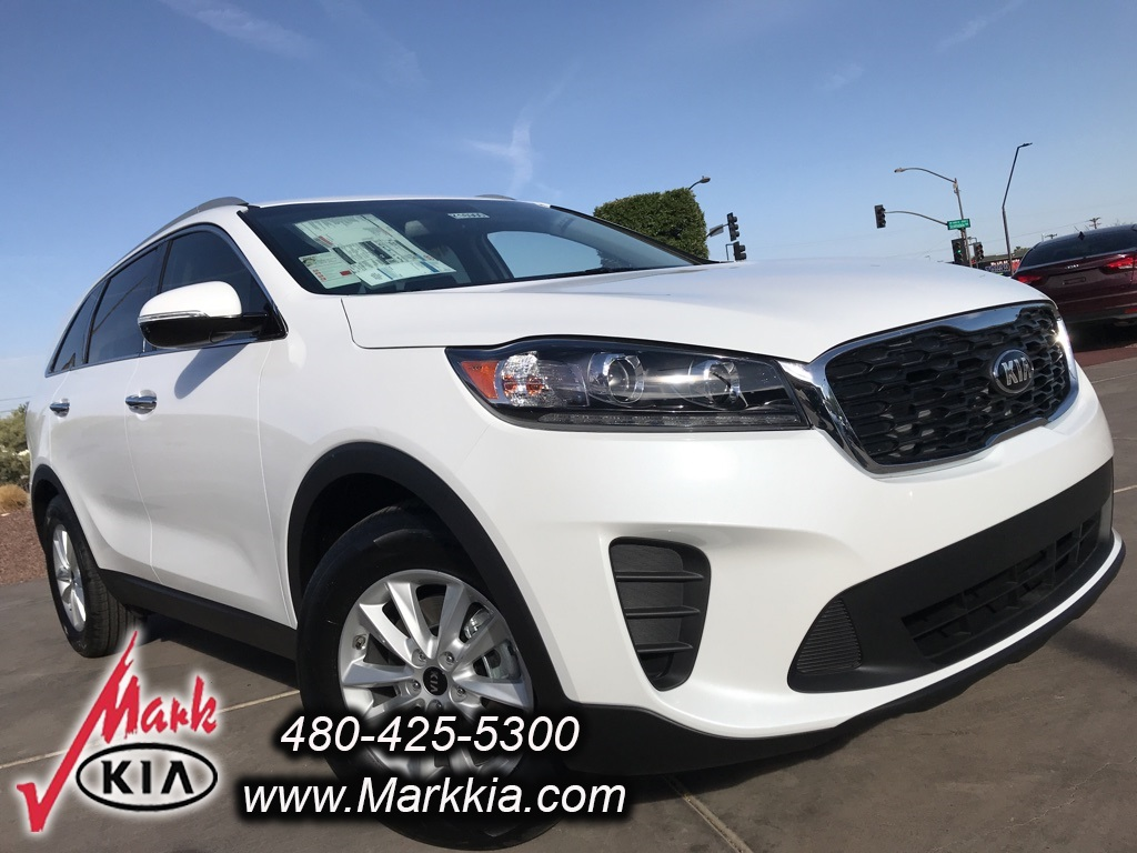New 2019 Kia Sorento Lx 4d Sport Utility In Scottsdale K16900 Long Life Coolant