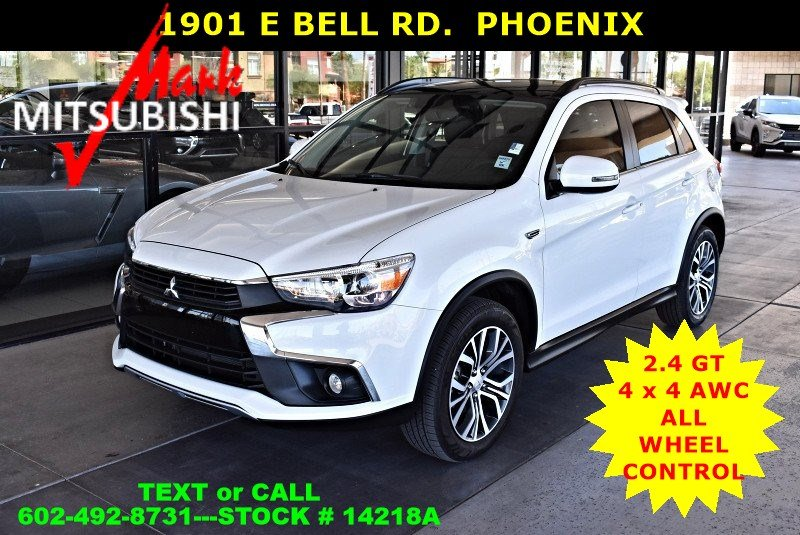 Pre Owned 2017 Mitsubishi Outlander Sport Gt 2 4 4x4