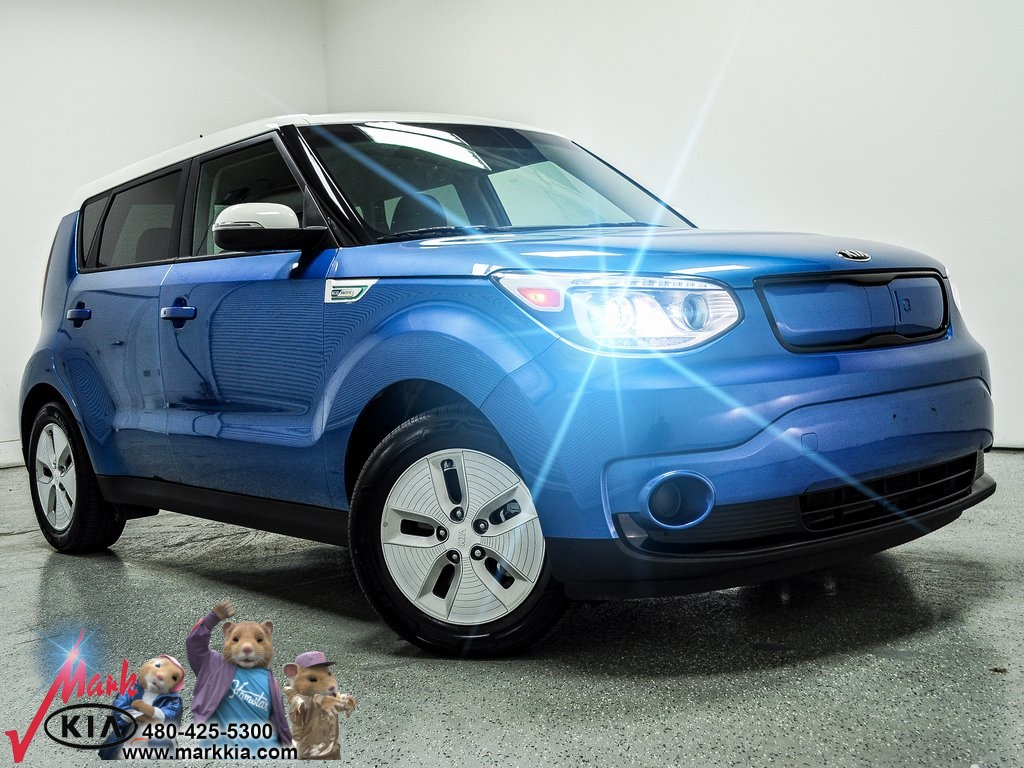 Pre-Owned 2016 Kia Soul EV Base