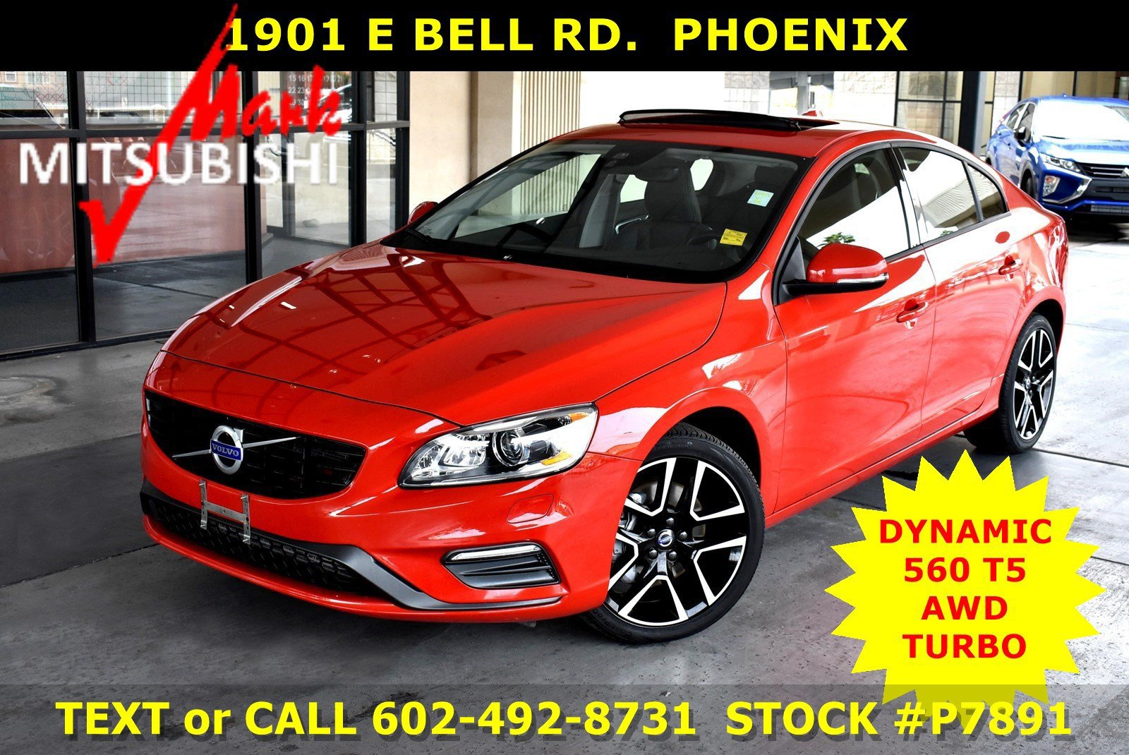 Pre-Owned 2018 Volvo S60 T5 Dynamic AWD