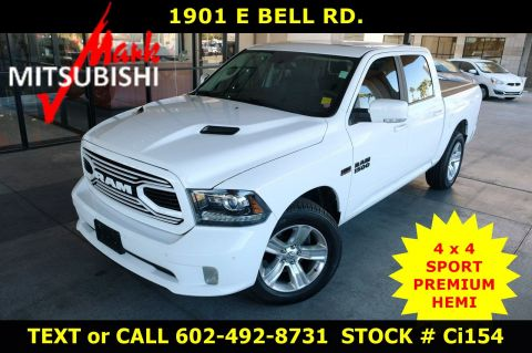 Pre-Owned 2018 Ram 1500 Sport 4X4