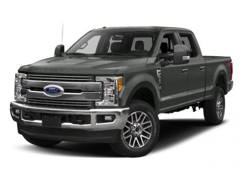 Pre-Owned 2017 Ford Super Duty F-250 SRW Lariat 4X4 DIESEL