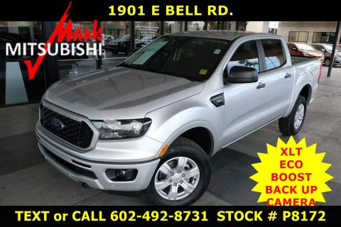Pre-Owned 2019 Ford Ranger XLT ECO