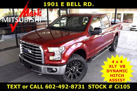 Pre-Owned 2017 Ford F-150 XLT 4X4