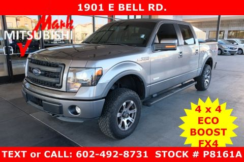 Pre-Owned 2014 Ford F-150 FX4 4X4 ECO