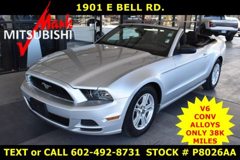 Pre-Owned 2014 Ford Mustang V6 CONV