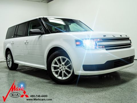 Pre-Owned 2016 Ford Flex SE