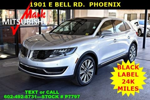 Pre-Owned 2016 Lincoln MKX Black Label SUV