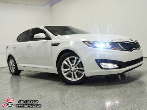 Pre-Owned 2012 Kia Optima EX Turbo