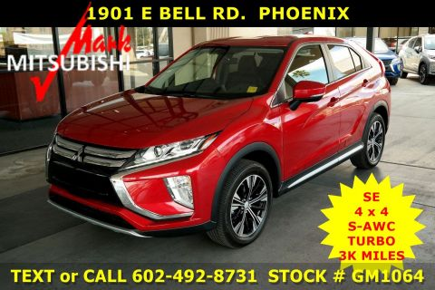 Pre-Owned 2018 Mitsubishi Eclipse Cross SE