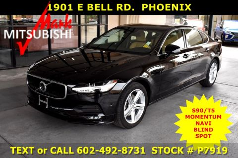 Pre-Owned 2018 Volvo S90 Momentum TURBO
