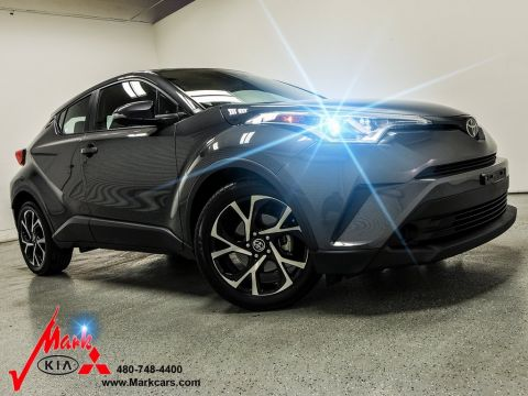 Pre-Owned 2018 Toyota C-HR XLE