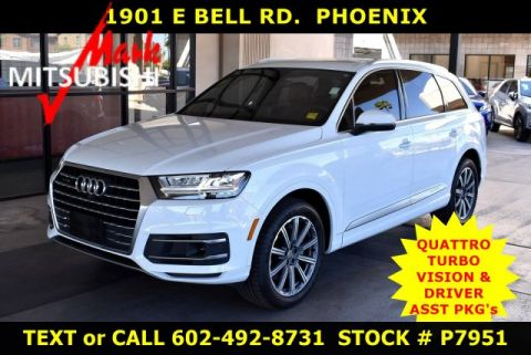 Pre-Owned 2018 Audi Q7 Premium Plus AWD