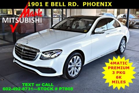 Pre-Owned 2018 Mercedes-Benz E-Class E 300 AWD